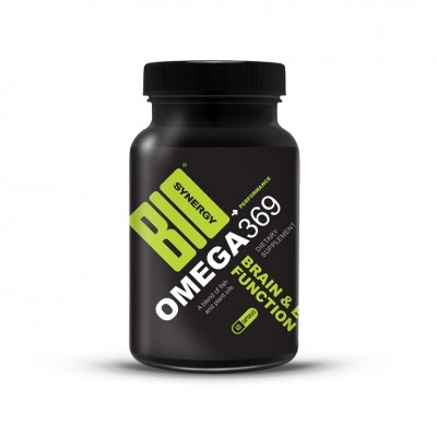 Bio-Synergy Performance Omega 3,6 and 9 (90 capsules)
