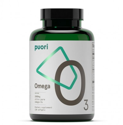 Puori O3 - Ultra Pure Fish Oil