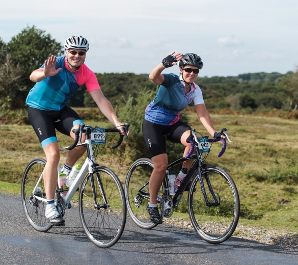 how to get your partner cycling