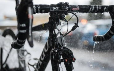 How to protect your bike in the winter