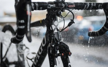 Bike cleaner and lubricant guide