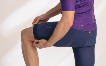 Small changes for big differences - the dhb Aeron bib shorts