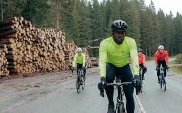 dhb Aeron Rain Defence: introducing the essential cycling rain jacket and bib tights