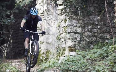Mountain biking for advanced riders