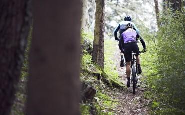 Mountain bike technique guide