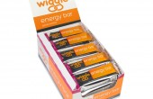 Box of Wiggle nutrition bars