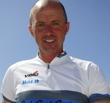 Andy Cook British Cycling Coach