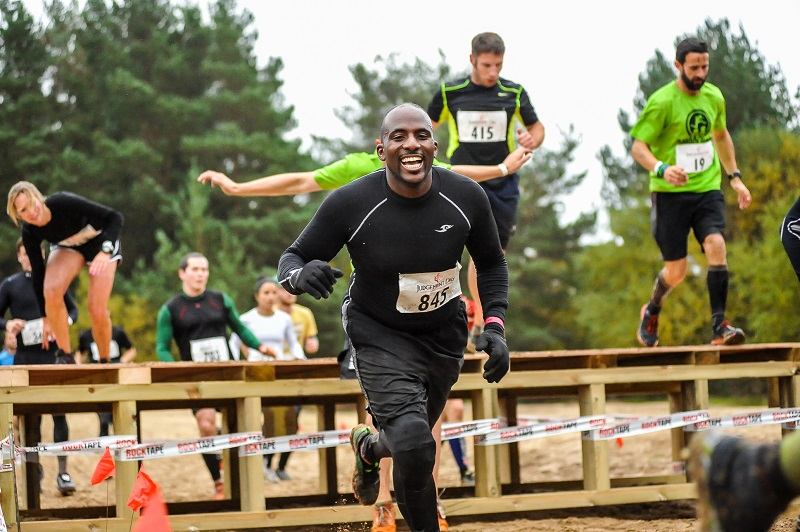 what to wear for winter mud run